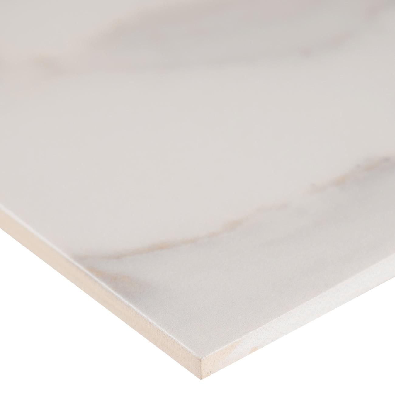 Adella Calacatta 12x24 Satin Upscape Tile